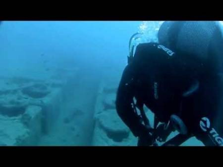 Кумбор, Черногория.. DIVING MONTENEGRO - Kumbor Wreck Dive on 18-22m Видео